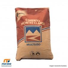 Cimento Montes Claros - 50kg